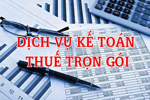 Dịch vụ kế toán thuế trọn gói Công Minh