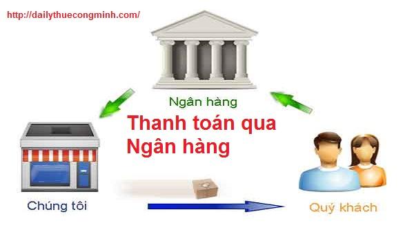 Thanh toán qua ngân hàng đối với các doanh nghiệp