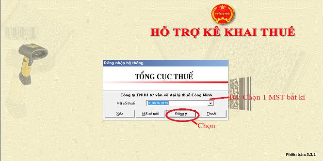 Hướng dẫn tải bảng kê excel thuế TNCN vào HTKK
