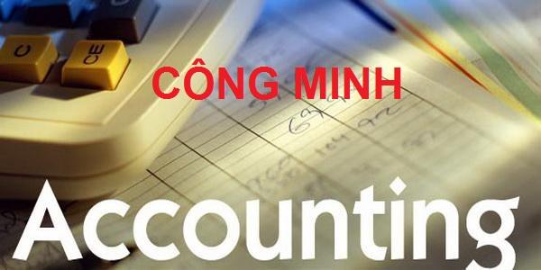 Kế toán Công Minh
