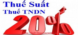 quy-dinh-ve-thue-suat-thue-tndn-moi-nhat-nam-2016