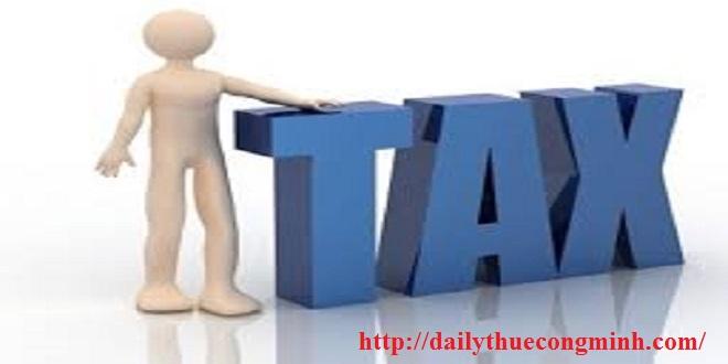 Trình tự và Thủ tục Khai thuế GTGT theo phương pháp trực tiếp trên doanh thu