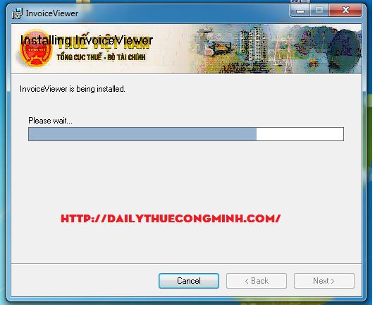 Phần mềm InvoiceViewer v1.5.14