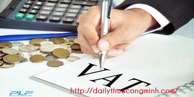 Thuế gtgt theo phương pháp khấu trừ hay trực tiếp