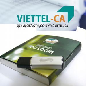 Hướng dẫn nộp thuế qua mạng sử dụng chữ ký số Viettel