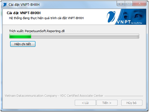 Hướng dẫn cài đặt phần mềm kê khai VNPT - BHXH
