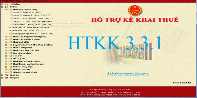 Ứng dụng HTKK