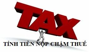Hướng dẫn cách tính phạt chậm nộp thuế