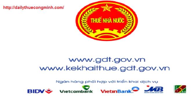 Triển khai dịch vụ Nộp thuế điện tử của ngành thuế