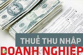 Cách xác định kỳ kê khai thuế TNDN-Thu nhập doanh nghiệp