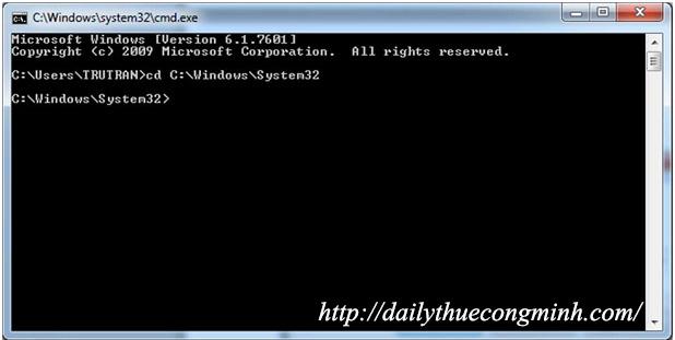 Quy trình cấp chữ ký số VINA trên Tolen V4