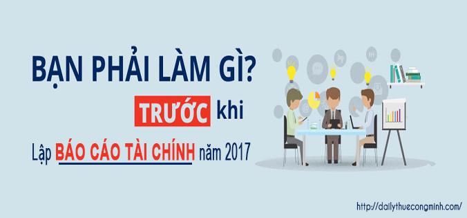 Những điều cần biết về thuế, kế toán tuần 1 tháng 3 năm 2017